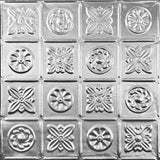 "Tin Ceiling Tile - 24""x24"" - #0613 - Designer Ceiling Tiles"