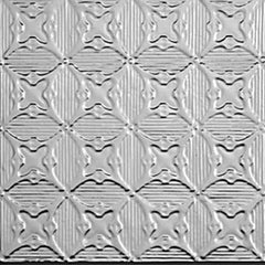 "Tin Ceiling Tile - 24""x24"" - #0614 - Designer Ceiling Tiles"