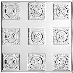 "Tin Ceiling Tile - 24""x24"" - #0616 - Designer Ceiling Tiles"