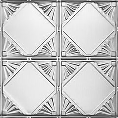 "Tin Ceiling Tile - 24""x24"" - #1205 - Designer Ceiling Tiles"