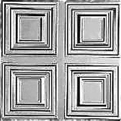 "Tin Ceiling Tile - 24""x24"" - #1211 - Designer Ceiling Tiles"