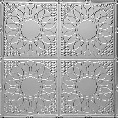 "Tin Ceiling Tile - 24""x24"" - #1214 - Designer Ceiling Tiles"