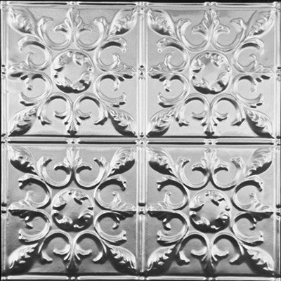"Tin Ceiling Tile - 24""x24"" - #1218 - Designer Ceiling Tiles"