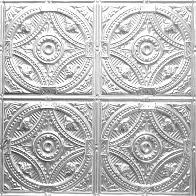 "Tin Ceiling Tile - 24""x24"" - #1225 - Designer Ceiling Tiles"