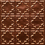 "Faux Tin Ceiling Tile - 24""x 24"" #142 - Designer Ceiling Tiles"