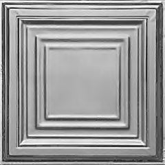 "Tin Ceiling Tile - 24""x24"" - #2401 - Designer Ceiling Tiles"