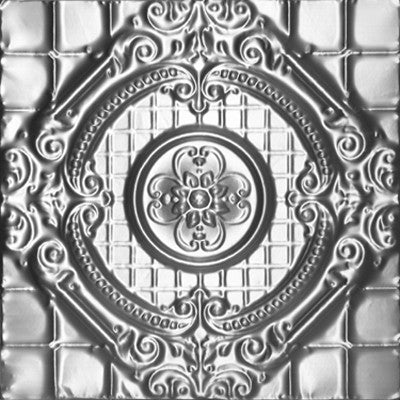 "Tin Ceiling Tile - 24""x24"" - #2409 - Designer Ceiling Tiles"