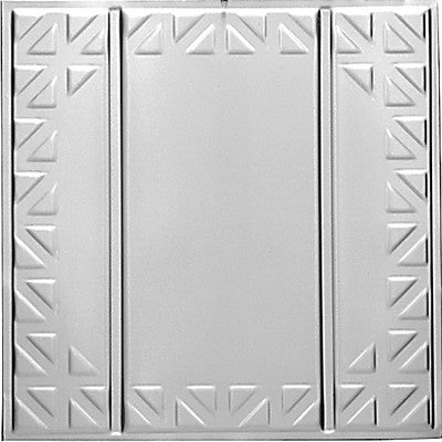 "Tin Ceiling Tile - 24""x24"" - #2483 - Designer Ceiling Tiles"