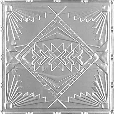 "Tin Ceiling Tile - 24""x24"" - #2488 - Designer Ceiling Tiles"