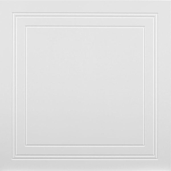 MONO SERRA Wall Design 2 ft. x 2 ft. Encore Suspended Grid Panel Ceiling Tile (32 sq. ft. / case) - Designer Ceiling Tiles