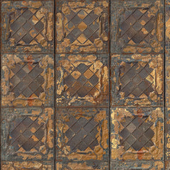 No.08 Brooklyn Tins Wallpaper, Roll - Designer Ceiling Tiles