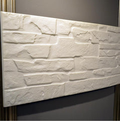 "3D BRICK WALL WALLPAPER - 11.8""x 23.6"" - Designer Ceiling Tiles"