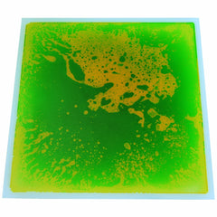 "Liquid Fusion - Liquid Floor Tiles - Green - 12"" x 12"" - Designer Ceiling Tiles"