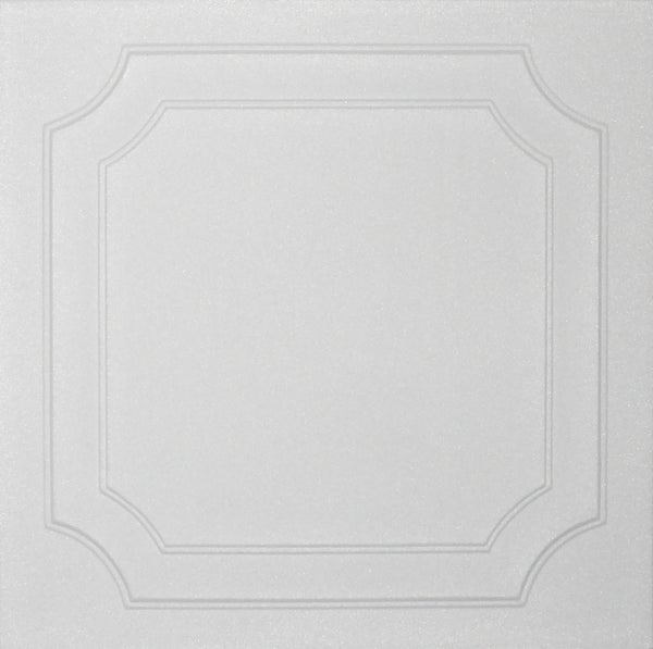 Styrofoam Ceiling tile Samples - Choose Three - Designer Ceiling Tiles