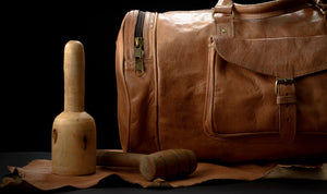 Best Weekender Bag For Men - moroccanleatherbag.com.