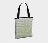 Peridot and Pink Tote