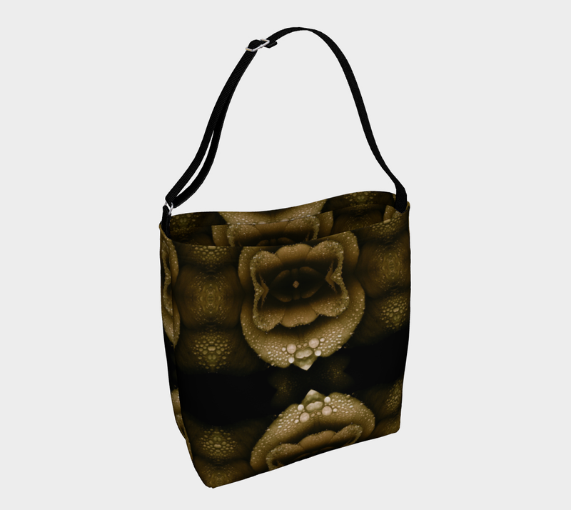 Gold Dew Tote Bag