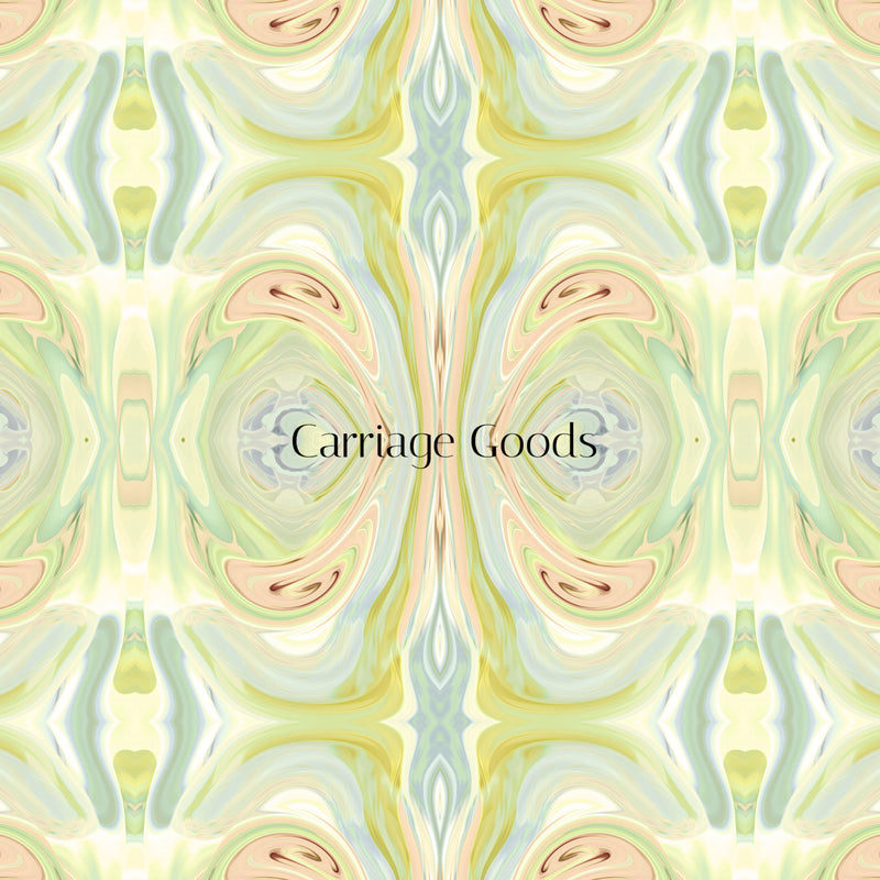 green yellow blue wallpaper