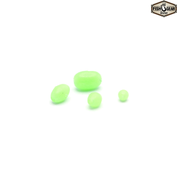 Hawaiian Angler Soft Oval Glo Beads