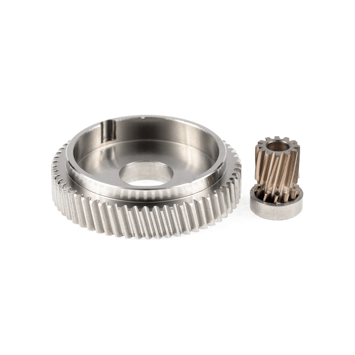 Pro Challenger Stainless Steel 4.8:1 Gear Set For Newell 500 Series