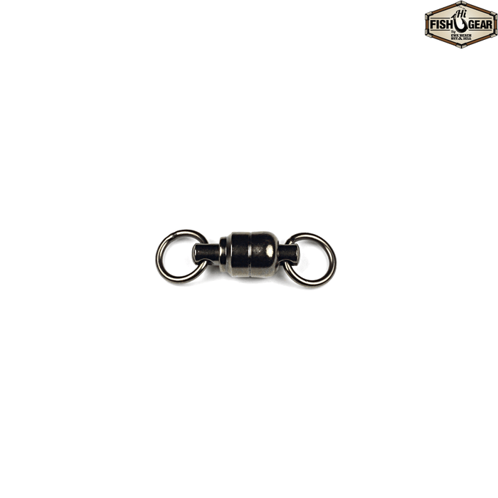 AFW Solid Brass Ball Bearing Swivels with Double Welded Rings