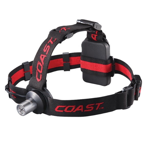 Coast HL3 Utility Beam LED Headlamp