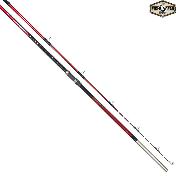 Nitro Ulua Metallic Red
