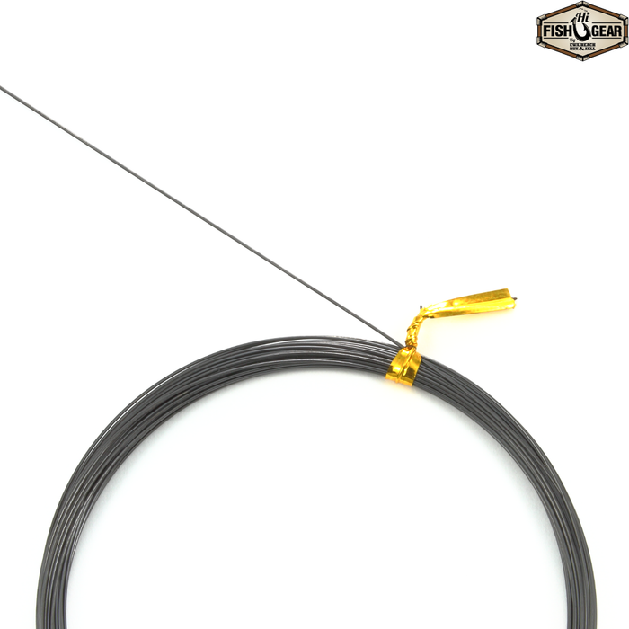 Aquahunters Super Stealth Nickel Titanium Fishing Wire