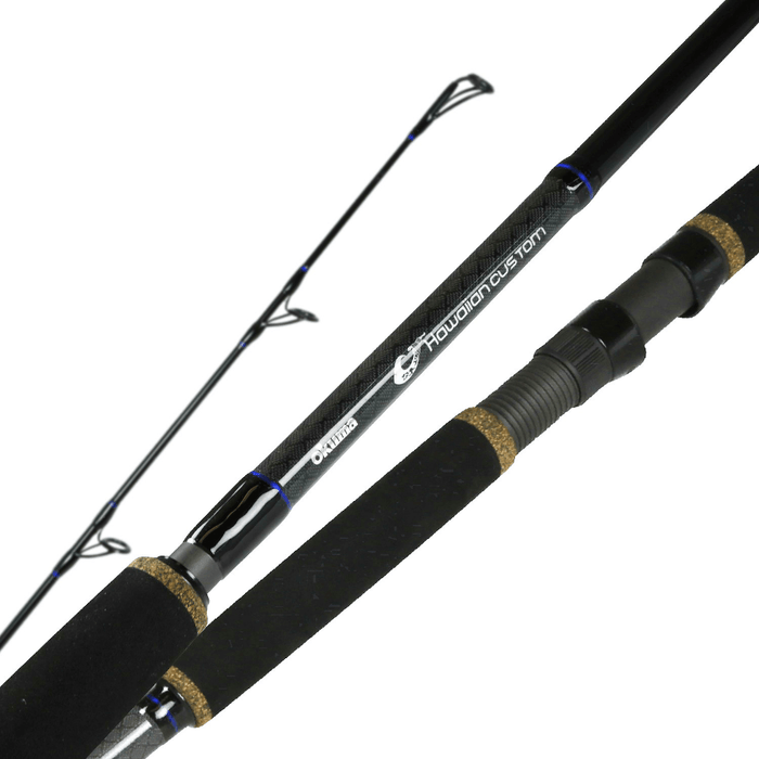 Okuma Hawaiian Custom Popping Rod