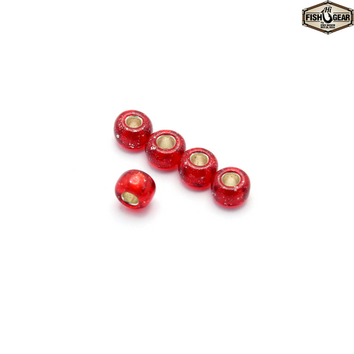 Marufuji Red Beads
