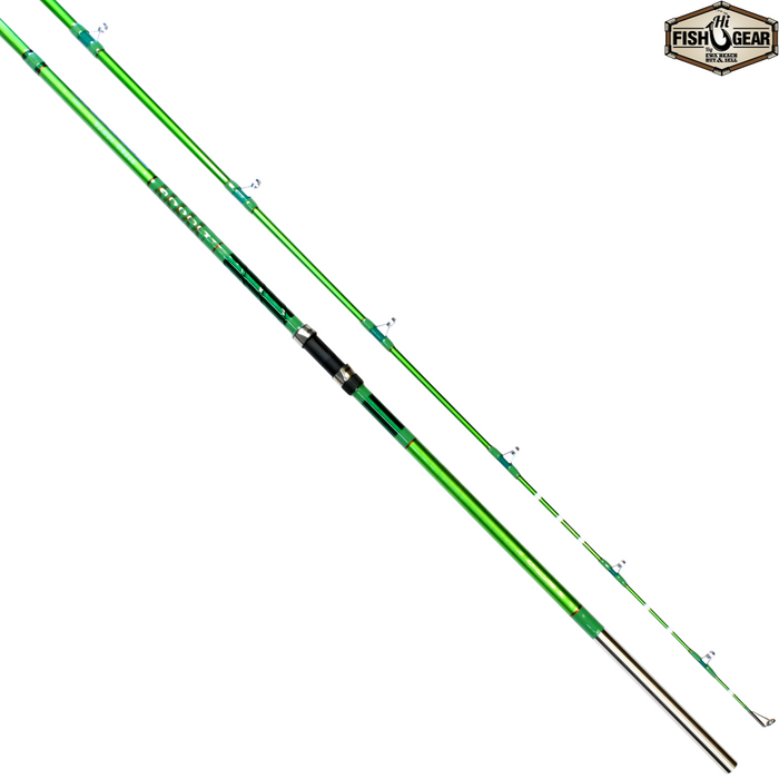 Nitro Ulua Metallic Green