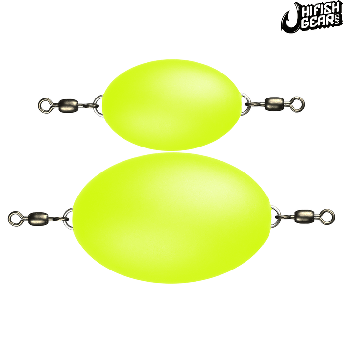 HammerBombs Hi-Vis Yellow - Resin Casting Ball
