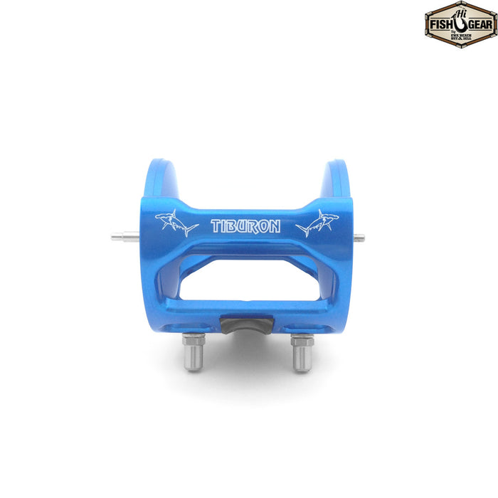 Blue Tiburon Jigmaster Yellowfin Frame and Spool Kit