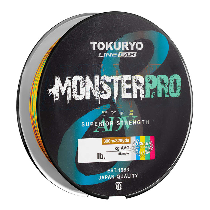 Tokuryo Monster 8 Pro Braided Line
