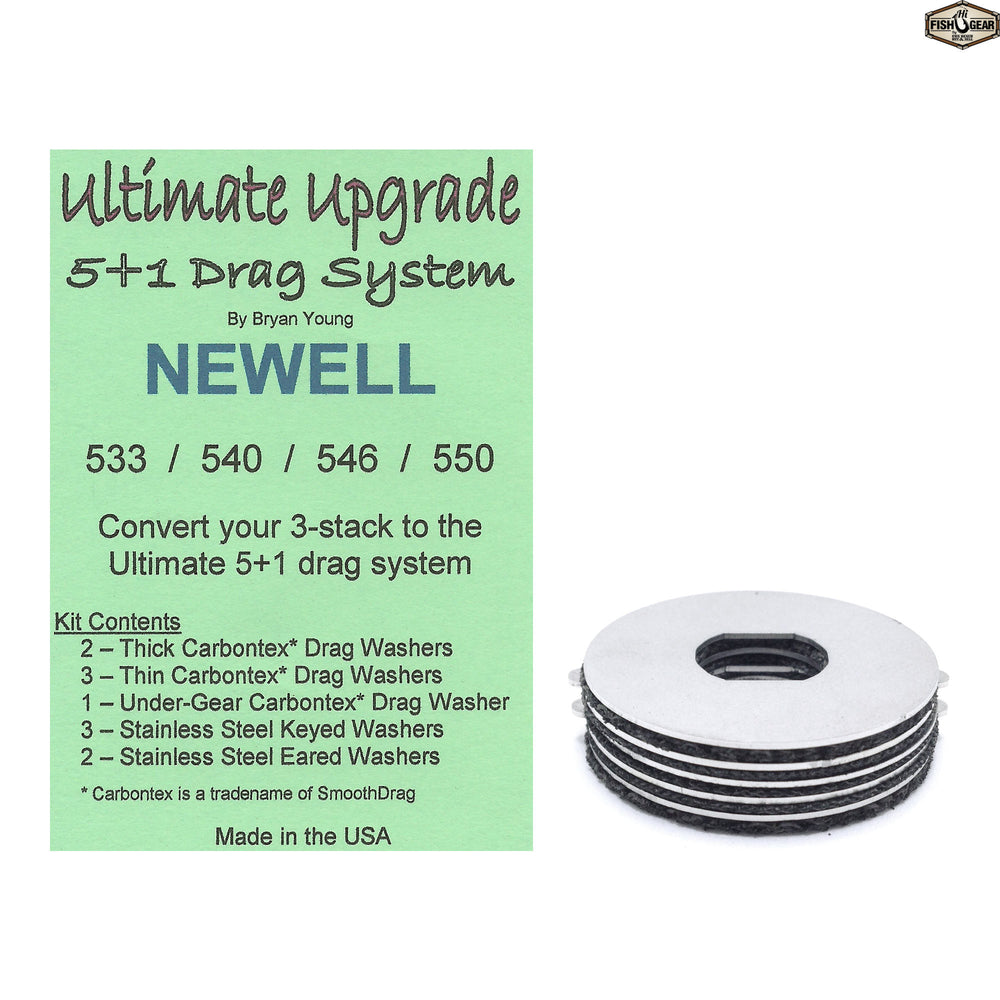 Ultimate Upgrade: 5+1 For Newell 500 Series