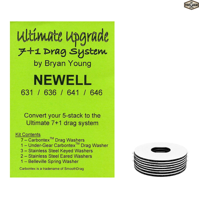 Ultimate Upgrade: 7+1 For Newell 600 Series