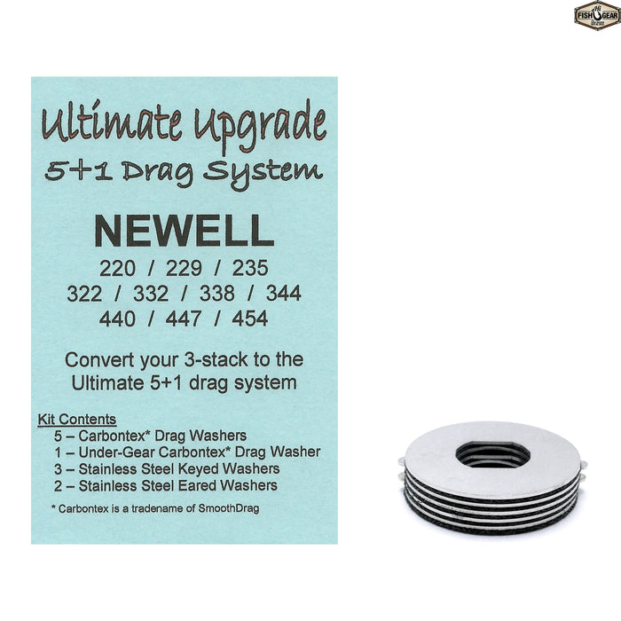 Ultimate Upgrade: 5+1 For Newell 200-400 Series