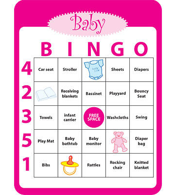 Free Games For Baby Showers