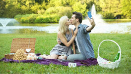 Celebrate Love with a Romantic Picnic