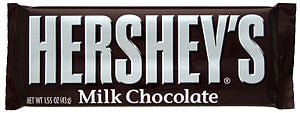Hershey's Milk Chocolate Bar