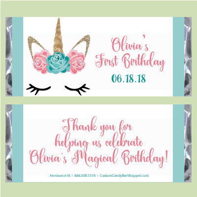 photo regarding Unicorn Birthday Card Printable called Totally free Printable Unicorn Thank By yourself Playing cards Announce It!