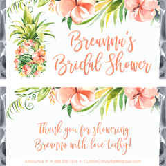 Pineapple Bridal Shower Favor