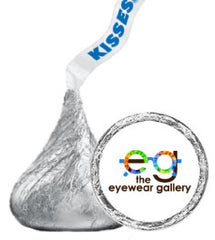 Business Hershey Kisses Stickers