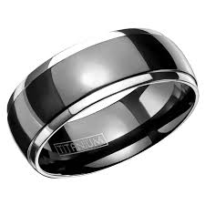 Titanium Wedding Bands
