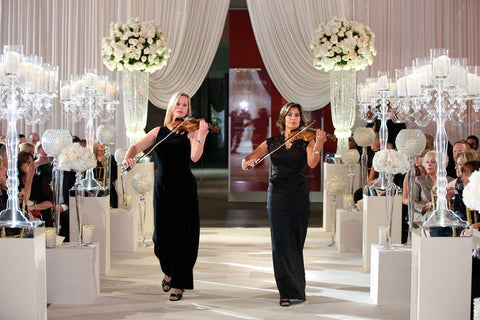 Violinists Wedding Entertainers