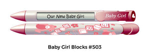 Girl Block Pen #503