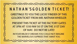 Golden Ticket 1
