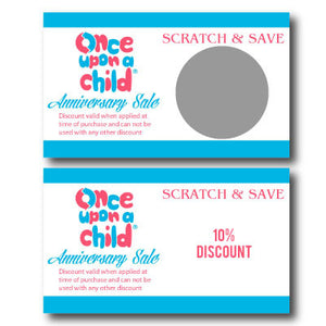 Personalized scratch off cards announce it business scratch off cards colourmoves