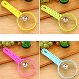 Kitchen-2 Pcs/set Fruit Peelers Zester + Melon Scoonps Ballers