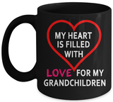 Fill with Love Mug